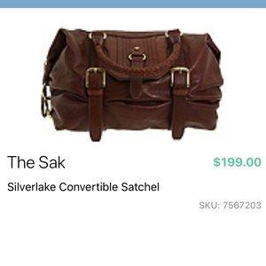 The Sak Silverlake Convertible Satchel